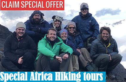 Climbing Nyiragongo Volcano