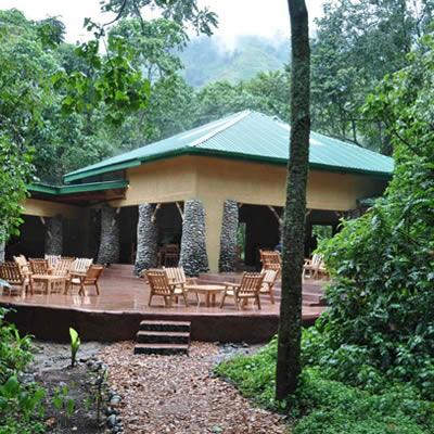 Accommodation at Mountain Rwenzori