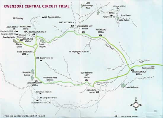 Mt.Rwenzori Hike