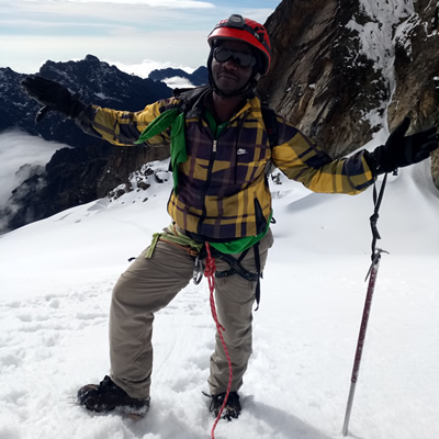 Rwenzori Mountain Hike