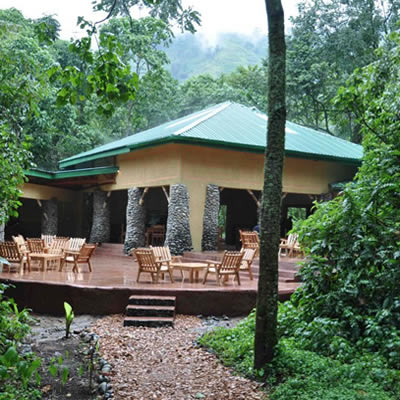 Accommodation at Mountain Rwenzori