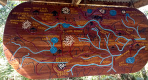 Routes at Mountain Rwenzori Uganda