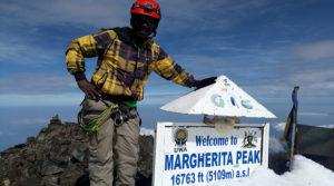 Mountain Rwenzori Uganda
