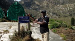 Bugata Camp at Mountain Rwenzori