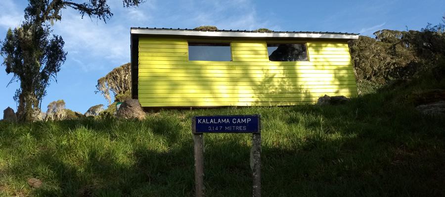 Kalalama Camp Rwenzori