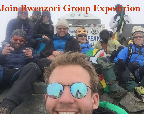 Rwenzori Group Expeditions