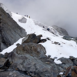 6 Days Weisman Peak trek